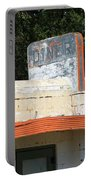 Route 66 - Glenrio Texas Portable Battery Charger