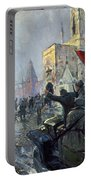 Russian Revolution, 1917 Portable Battery Charger