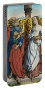 Saints Peter And Dorothy Portable Battery Charger