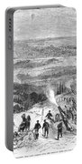 Siege Of Paris, 1870 Portable Battery Charger