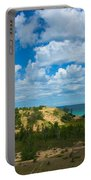 Sleeping Bear Dunes Portable Battery Charger