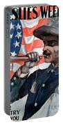 Spanish-american War, 1898 Portable Battery Charger