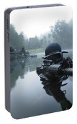 Special Operations Forces Combat Diver Portable Battery Charger