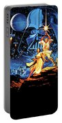 Star Wars Episode Iv - A New Hope 1977 Portable Battery Charger