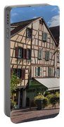 Streets Of Colmar Portable Battery Charger