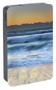 Sunrise By The Sea Portable Battery Charger