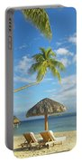 Tahiti, Bora Bora Portable Battery Charger
