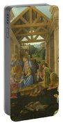 The Adoration Of The Magi Portable Battery Charger