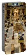 The Egyptian Museum Of Antiquities - Cairo Egypt Portable Battery Charger