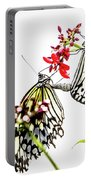 The Extraordinary Rice Paper Butterfly A Series Portable Battery Charger