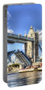 Tower Bridge And The Waverley Portable Battery Charger