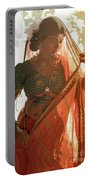 Tribal Beauty Of India Portable Battery Charger