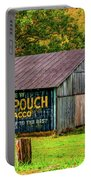 West Virginia Barn Portable Battery Charger