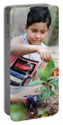 World Environment Day Portable Battery Charger
