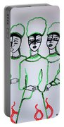 Five Wise Virgins Portable Battery Charger