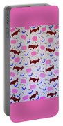 Pattern Portable Battery Charger