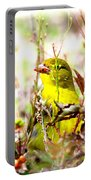 3395 - Tanager Portable Battery Charger