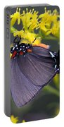 3398 - Butterfly Portable Battery Charger