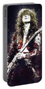 Jimmy Page. Led Zeppelin. Portable Battery Charger