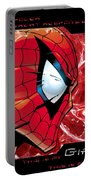 Spider-man Portable Battery Charger