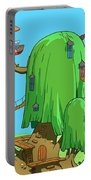 35666 Adventure Time Portable Battery Charger