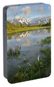 Grand Teton National Park Portable Battery Charger