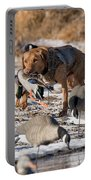 Duck And Goose Hunting Stock Photo Image Portable Battery Charger