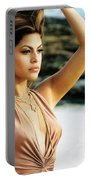 Eva Mendes Portable Battery Charger