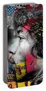Jimi Hendrix Collection Portable Battery Charger