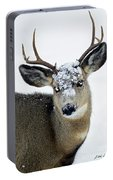 3x3 Mule Deer Buck-signed-#8800 Portable Battery Charger
