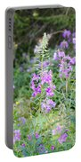 Alpine Wildflower Portable Battery Charger