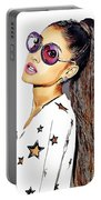 Ariana Grande Portable Battery Charger