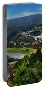 Bavarian Landscape Portable Battery Charger