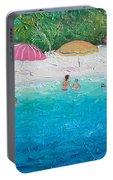 Beach Umbrellas Portable Battery Charger