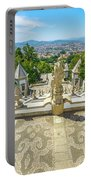 Bom Jesus Staircase Braga Portable Battery Charger
