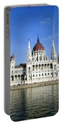 Budapest, Parliament Building  Portable Battery Charger