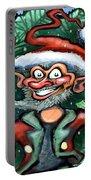 Christmas Elf Portable Battery Charger