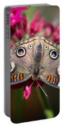 Common Buckeye Junonia Coenia Portable Battery Charger