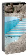 Derelict Swimming Pool Portable Battery Charger