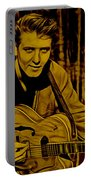 Eddie Cochran Collection Portable Battery Charger