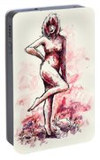 Figure Study Portable Battery Charger