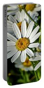 Flower Portrait Portable Battery Charger