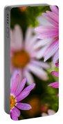 Flowering Garden.  Portable Battery Charger