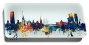 Halmstad Sweden Skyline Portable Battery Charger