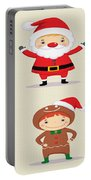 Happy Children  Portable Battery Charger