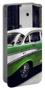 Havana, Cuba - Classic Car Portable Battery Charger