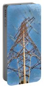 High Voltage Pylon Portable Battery Charger