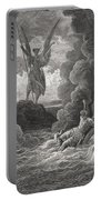 Illustration By Gustave Dore 1832-1883 Portable Battery Charger