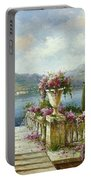 Italian Historical Villas Portable Battery Charger
