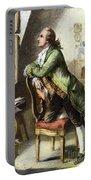 Johann Goethe, 1749-1832 Portable Battery Charger